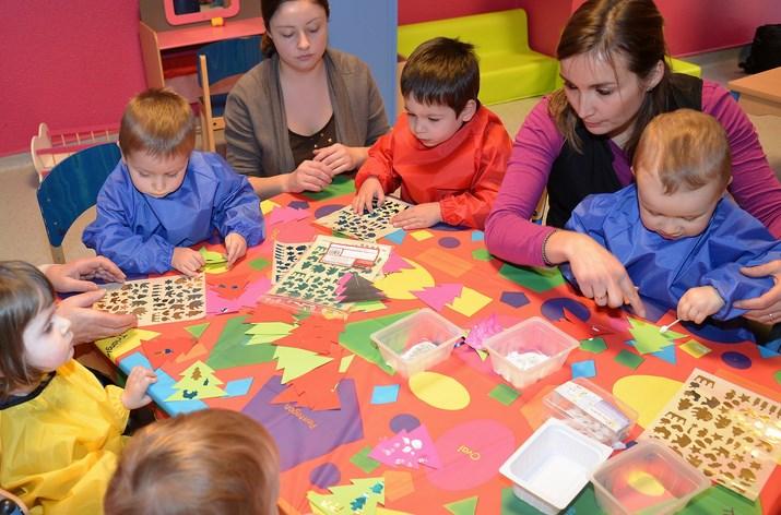 atelier Relais d'assistantes maternelles